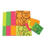PRONTO Fluorescent [PSNF45] - 10pcs - Sticky Notes
